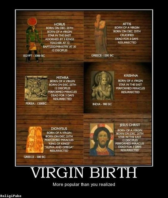 virgin birth